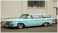 1961 Plymouth Fury Station Wagon