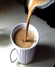 Raw Vegan Hot Chocolate Recipe from my friend Luis Souza. Thanks Luis! Vegan Hot Chocolate, Homemade Hot Chocolate, Hot Chocolate Recipes, Raw Vegan Recipes, Vegan Food, Raw Juice, No Sugar Foods, Healthy Sweets, Yummy Food
