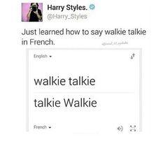 Good job Harry