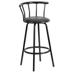 Bar Stools : Stylish bar stools provide a sense of authenticity and comfort to your home bar or kitchen counter experience. Free Shipping on orders over $45!