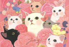 Jetoy Choo Choo Cat - Party 3