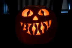 Cool Easy Pumpkin Carving Ideas _31