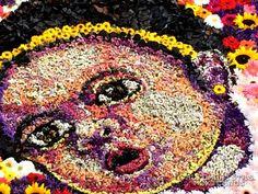 """""""Valentina""""   Alfombristas Mexicanos http://alfombristasmexicanos.com/detalles/obra/valentina/"""