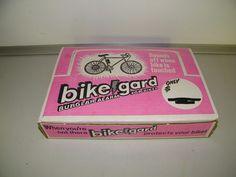 Vintage NOS Bikegard Burglar Alarm for Bikes Bicycle #Bikegard
