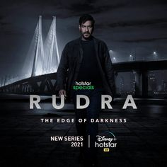 AJAY DEVGN'S DIGITAL DEBUT... #AjayDevgn makes his digital debut with #Rudra: The Edge Of Darkness... A crime-drama series... Produced by #Applause Entertainment in association with #BBC Studios India... Coming soon on #DisneyPlusHotstarVIP. #RudraTheEdgeOfDarkness Idris Elba, Upcoming Films, Star Cast, Disney Plus, Dream City, Indian Movies, Iconic Characters, Web Series, Drama Series