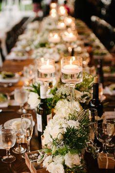 Christine and Dave: Rustic Italian Wedding