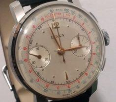 Doxa S.A. Swiss Vintage Chronograph Steel Mint Men's Watch
