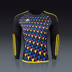 adidas Long Sleeve Goalkeeper Jersey | SOCCER.COM