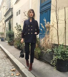 Uniform   Jeanne Damas   Winter style uniform