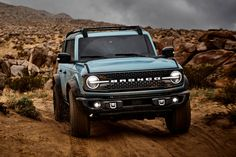 2021 Ford Bronco Front View Photo Ford Bronco 4 Door, New Bronco, Bronco Sports, Bronco Truck, Ford Gt, Ford Mustang, Ford Blazer, Ford Motor Company, Dodge Challenger