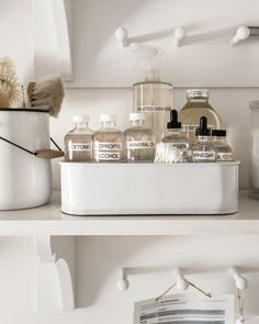 "MNQMN X See the ""Stain-Removal Kit"" in our Martha's Laundry Room Redo: Tips to Organize a Small Space gallery Laundry Room Organization, Laundry Storage, Organization Hacks, Basket Organization, Deep Cleaning, Spring Cleaning, Cleaning Hacks, Cleaning Closet, Organizing Cleaning Supplies"