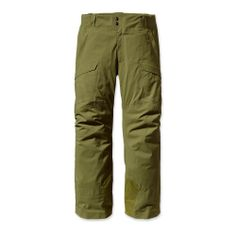 Patagonia Men's Untracked Pants for Skiing and Snowboarding