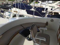 Flybridge/boat deck