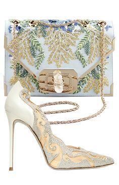 Women's Handbags & Bags : Luxury & Vintage Madrid, die beste Online-Auswahl an Luxus-Kleidung, Accessoires. Stilettos, High Heels, Fashion Bags, Fashion Shoes, Fashion Accessories, Shoe Boots, Shoe Bag, Luxury Shoes, Beautiful Shoes