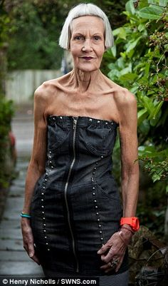 Jean Woods - This lady is utterly fabulous! I hope I can rock it like her when I get older :-D #feminism #womanhood #style