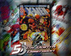 X-MEN # 41 FINAL DE LEGION QUEST Y POR LO TANTO, ORIGEN DE AGE OF APOCALYPSE. UNA DE LA MEJORES HISTORIAS DE LOS X-MEN $ 60.00 Para más información, contáctanos en http://www.facebook.com/la5aDimension