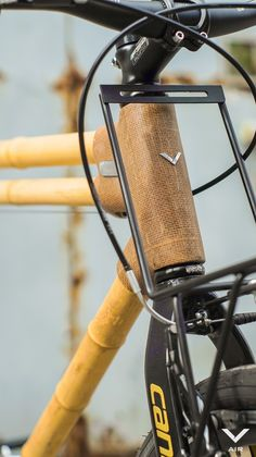 VOOC Bamboo Bike on Behance  fibre de lin