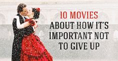 Ten superb movies which prove how important itistonever give up