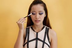 Michelle Phan Brightens Up Our Monday With A Rad Makeup Tutorial #Refinery29