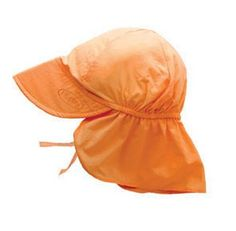 i play. Solid Flap Sun Protection Hat, Orange, Toddler (2-4 Years) i play. http://www.amazon.com/dp/B001C1IS8C/ref=cm_sw_r_pi_dp_fsSQtb14BH4FKCRS