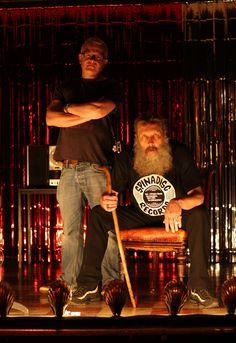 Mitch Jenkins & Alan Moore