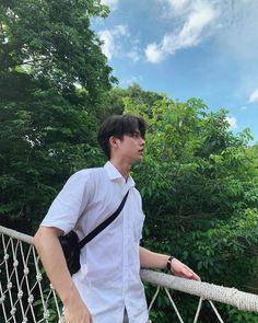Bright Wallpaper, Boys Wallpaper, Bad Boy Aesthetic, Bright Pictures, Idol, Imaginary Boyfriend, Boy Photography Poses, Chinese American, Thai Drama