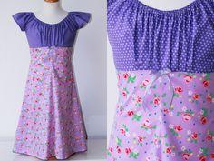 Kleider - Kleid, Festkleid, Einschulungskleid, Drehkleid - ein Designerstück von 2010-Ideen bei DaWanda