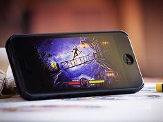 Ninja mobile iOS platform game design