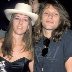 jon bon jovi bride | Jon Bon Jovi and Dorothea Hurley -- Married nearly 19…