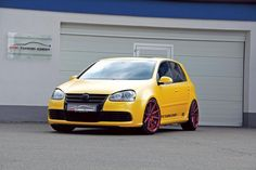 RFK Tuning Volkswagen Golf MK5 Modified