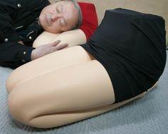 New Japanese Pillows. Creepy