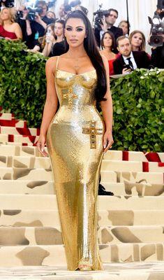 Every Met Gala Red Carpet Look Worth Seeing - Kim Kardashian