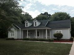 """85793 Avant Road #Yulee, #FL 32097  Beautiful two-story custom built home with loads of upgrades: granite countertops, 42"""" wood kitchen cabinets, hardwood floors, jetted tub in master bath, ceramic tile, double-hung windows, crown molding, upstairs bonus room, accent lighting, knock-down ceilings, Masonite doors, pre-wired for surround sound, and more! #Florida #RealEstate"""