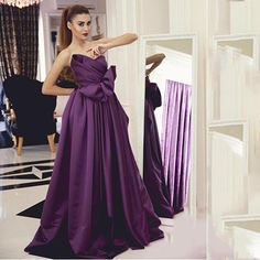 Find More Prom Dresses Information about Vestido De Fiesta  2016  A Line Sweetheart Chiffon Evening Gown Elegant Off the Shoulder Purple Long Prom Dress,High Quality gown kids,China dress up shoes for girls Suppliers, Cheap dress shoes little girls from Hello May Dresses Custom Made on Aliexpress.com