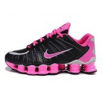 Nike Shox gris rose