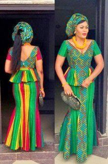 Check Out This Ankara Style - DeZango Fashion Zone
