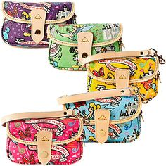Disney Sketch Wristlet  By Dooney and Bourke  Disney Bag