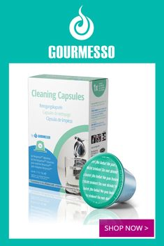 Why use Gourmesso Nespresso Machine cleaning capsules? Cleans Espresso At Home, Espresso Cups, Nespresso Usa, Espresso Recipes, Nespresso Machine, Fair Trade Coffee, Coffee Pods, Coffee Break, Keurig