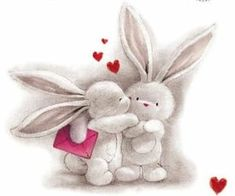 Love run the world ❤ on We Heart It Easter Wallpaper, Love Wallpaper, Cute Bear Drawings, Cartoon Drawings, Bunny Nursery, Nursery Art, Bunny Art, Cute Bunny, Rabbits