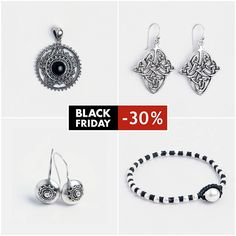 📢 📢 Astăzi ai peste 30% REDUCERE la bijuteriile tale preferate! 💘💘💘 #metaphora #blackfriday #silverjewelry Black Friday, Crochet Earrings, Events, Jewelry, Jewlery, Jewerly, Schmuck, Jewels, Jewelery