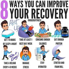 """When people say """"your training is only as good as your recovery"""", they're not kidding. Recovery is absolutely crucial if you want to either build muscle or lose fat. If you are training outside your. Hiit, Cardio, Biceps, Wallpaper Men, Coaching, Tips Fitness, Workout Fitness, Gym Workouts, Gym Tips"""