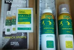 Post do Dia: Arnica Sports, D'agua Natural: Resenha.