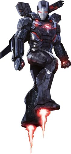 War Machine (Infinity War).