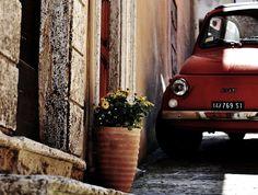 italian still - fiat 500 by HerrWick