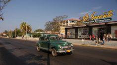 """Heritage Department Store """"El Encanto"""", Varadero, Cuba"""