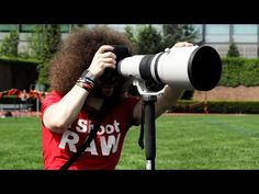 """Canon 1DX Mark II """"Real World Review"""" - YouTube"""