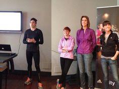 adidas cityrunners: incontro con la nutrizionista, special guest Arianna Errigo