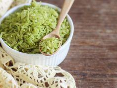 Salada de Arroz Verde com Ervilhas - Food Network