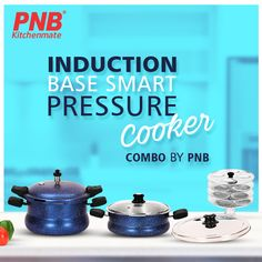 18a7a28d3aa Get Ready For Your Smart Kitchen! Time to try out new Induction Base Smart  Pressure