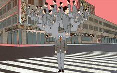 Allegory - Mao wenkai